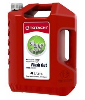 Промывочное масло TOTACHI NIRO FLUSH OUT, 4л