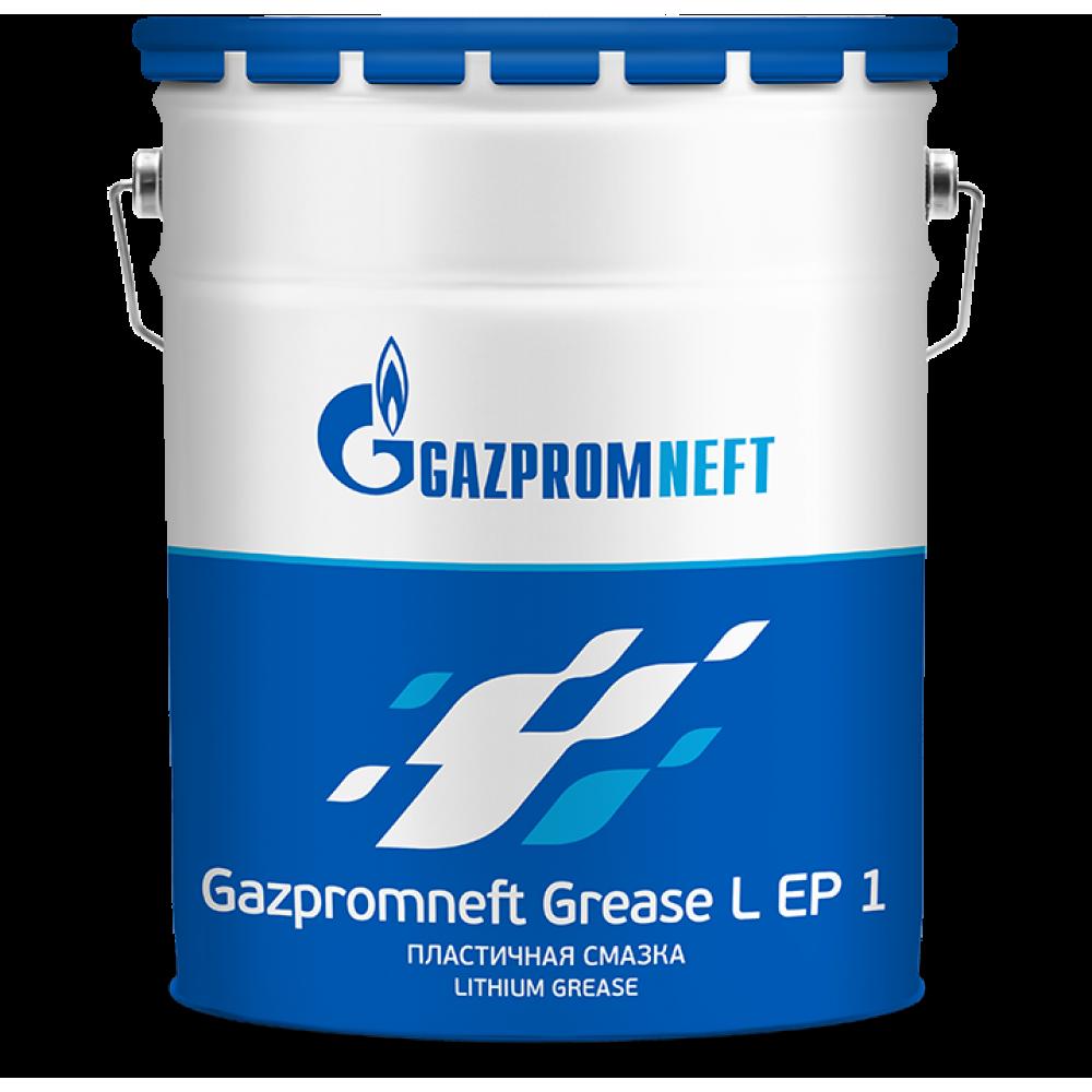 Смазка Gazpromneft Grease L EP 1, 18кг