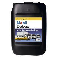 Моторное масло Mobil Delvac LCV 10W-40, 20л