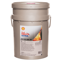 Моторное масло Shell Helix Ultra ECT C3 5W-30, 20л