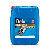 Моторное масло Texaco DELO Gold Ultra E 10W-40, 20л