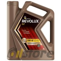 Моторное масло Роснефть RN Revolux D2 10W-40, 5л