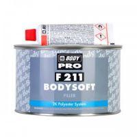 Полиэфирная шпаклевка BODY BodySoft 211, 0,38кг