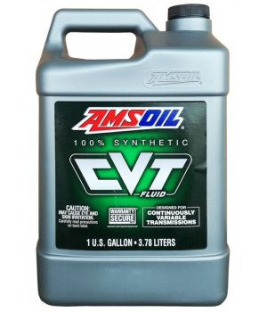 Трансмиссионное масло AMSOIL Synthetic CVT Fluid, 3.78л