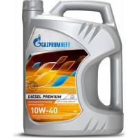 Моторное масло Gazpromneft Diesel Premium 10W-40, 5л