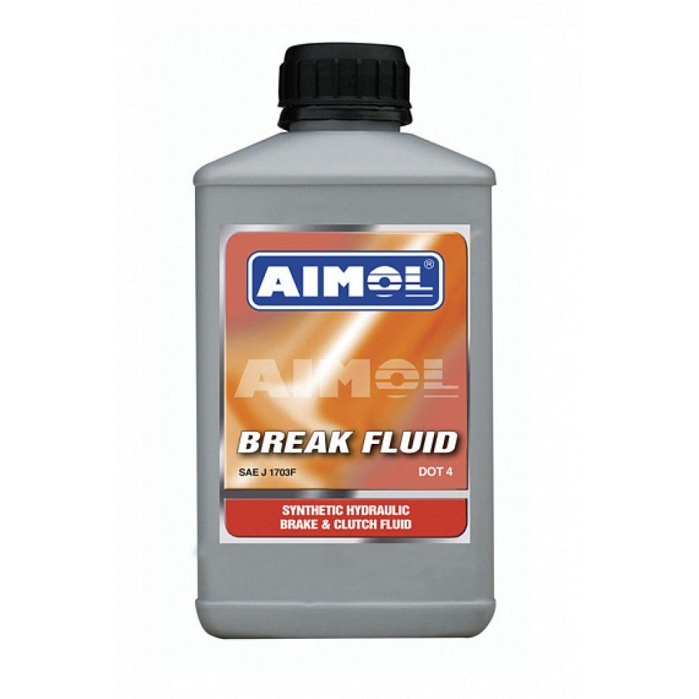 Тормозная жидкость AIMOL Brake Fluid DOT-4, 0,5л