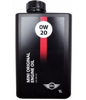 Моторное масло BMW MINI Original Engine Oil Longlife-14 SAE 0W-20 (1л)