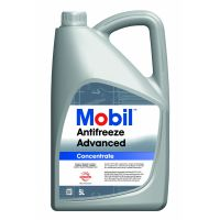 Антифриз Mobil Antifreeze Advanced, 5л