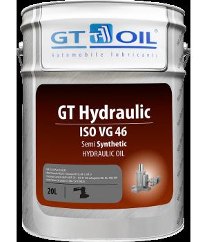 Гидравлическое масло GT OIL GT Hydraulic, ISO VG46, 20л