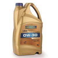 Моторное масло RAVENOL VSW SAE 0W-30 ( 4л) new