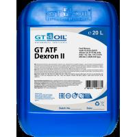 Трансмиссионное масло GT OIL ATF Dexron II, 20л