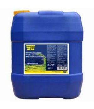 Гидравлическое масло WEGO Гидравлик HVLP 32, 20л