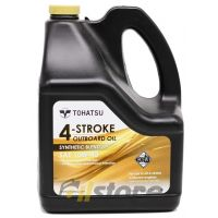 Моторное масло Tohatsu 4-Stroke Outboard Oil 10W-40, 3.78л