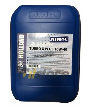 Моторное масло AIMOL Turbo X Plus 10W-40, 20л