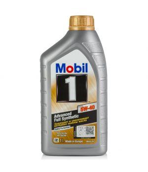 Моторное масло Mobil 1 FS X1 5W-40, 1л