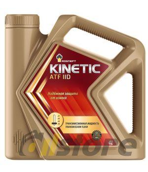 Трансмиссионное масло Роснефть Kinetic ATF IID, 4л