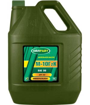 Моторное масло OILRIGHT М-10Г2К, 10л