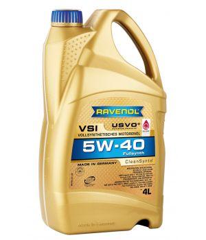 Моторное масло RAVENOL VSI SAE 5W-40 ( 4л) new