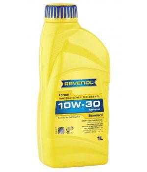 Моторное масло RAVENOL Formel Standard SAE 10W-30 ( 1л) new