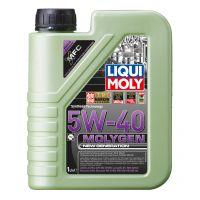 Моторное масло LIQUI MOLY НС Molygen New Generation 5W-40, 1л