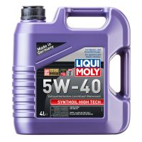 Моторное масло LIQUI MOLY Synthoil High Tech 5W-40, 4л