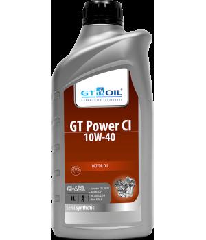 Моторное масло GT Power CI SAE 10W-40, 1л