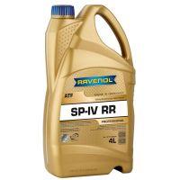 Трансмиссионное масло RAVENOL ATF SP-IV Fluid RR (4л) new