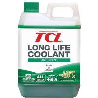 Антифриз TCL Long Life Coolant GREEN -40°C, 2л