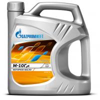 Моторное масло Gazpromneft М-10Г2к, 5л