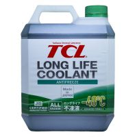 Антифриз TCL Long Life Coolant GREEN -40°C, 4л