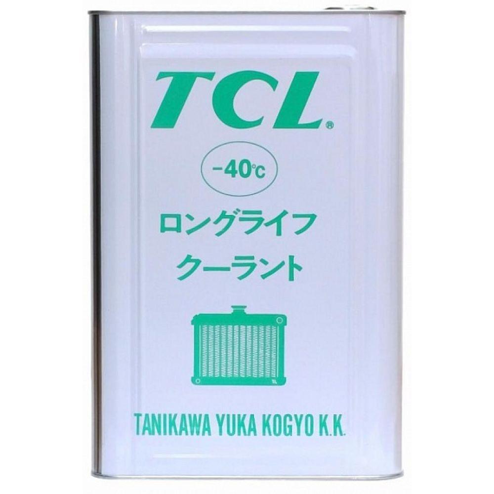Антифриз TCL Long Life Coolant GREEN -40°C, 18л