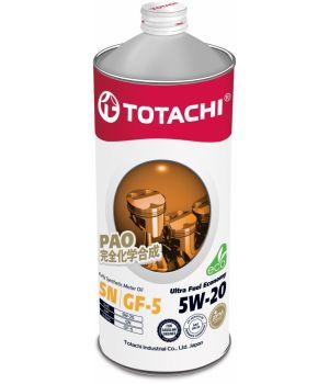 Моторное  масло TOTACHI Ultra Fuel Economy 5W-20, 1л