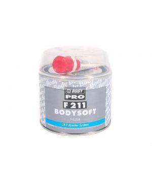 Полиэфирная шпаклевка BODY BodySoft 211, 0,25кг