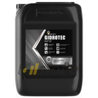 Гидравлическое масло Роснефть Gidrotec HLP 32, 20л