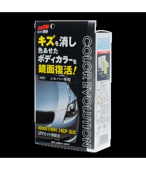 Полироль для кузова цветовосст. Soft99 Color Evolution Silver для серебристых, 100 мл