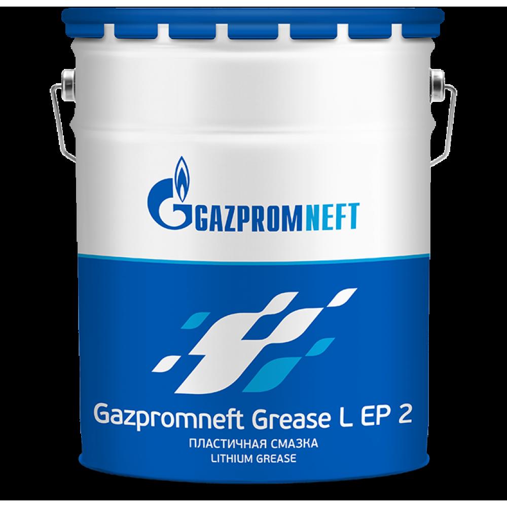 Смазка Gazpromneft Grease L EP 2, 18кг