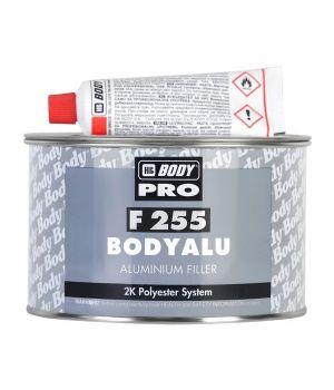 Алюминевая  шпатлевка BODY BodyAlu 255 2К, 2кг