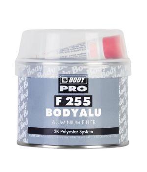Алюминевая  шпатлевка BODY BodyAlu 255 2К, 0,25кг