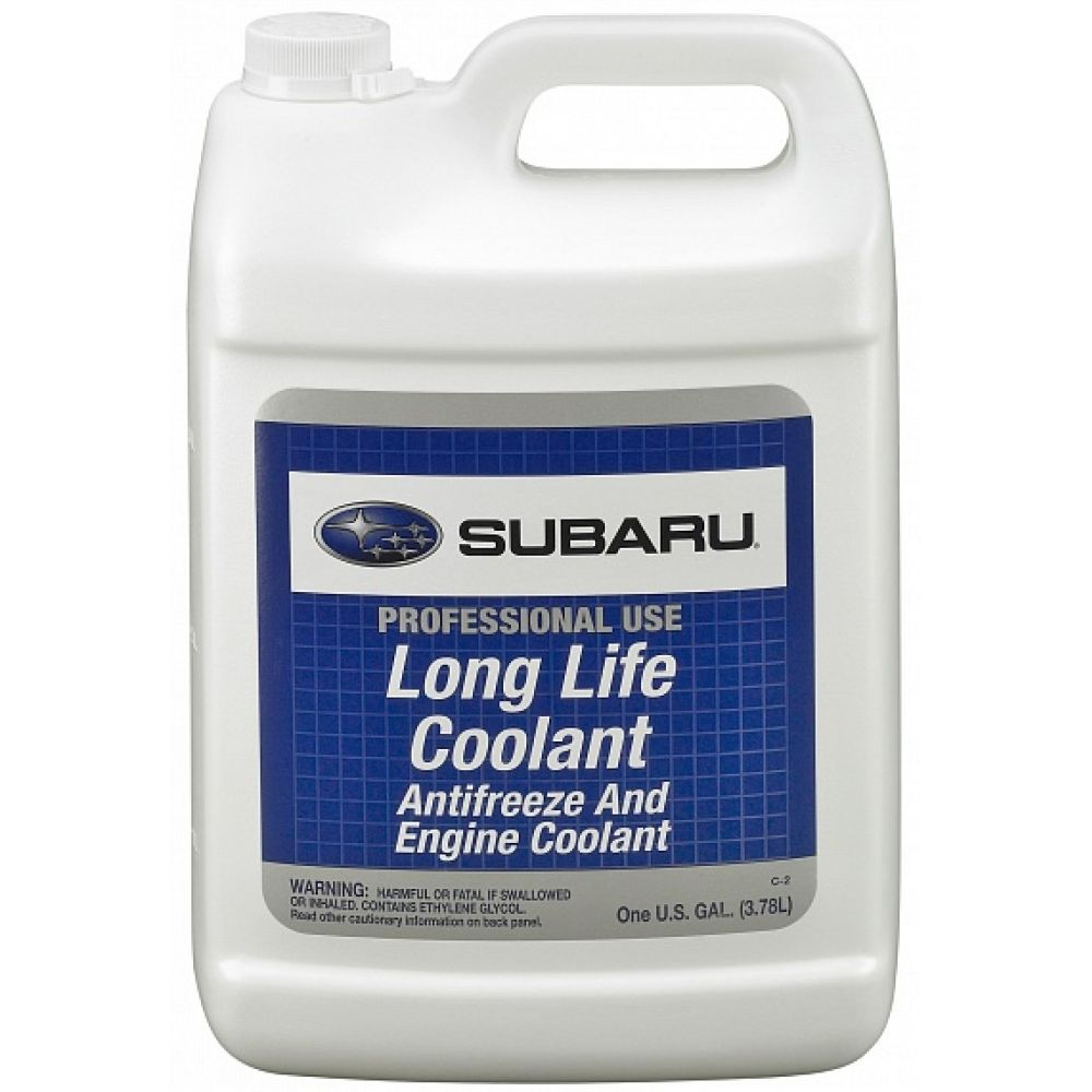 Антифриз SUBARU Long Life Coolant, 3.780л