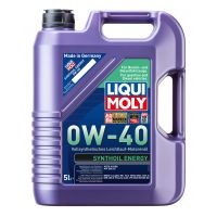 Моторное масло LIQUI MOLY Synthoil Energy 0W-40, 5л