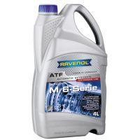 Трансмиссионное масло RAVENOL ATF M 6-Serie (4л) new