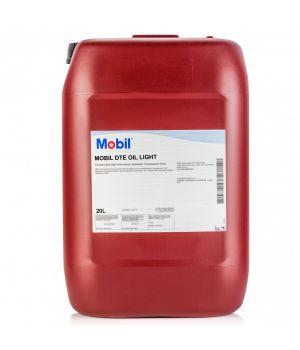 Циркуляционное масло Mobil DTE Oil Light, 20л