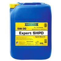 Моторное масло RAVENOL Expert SHPD 5W-30, 20л