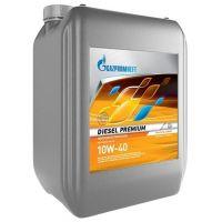 Моторное масло Gazpromneft Diesel Premium 10W-40, 10л
