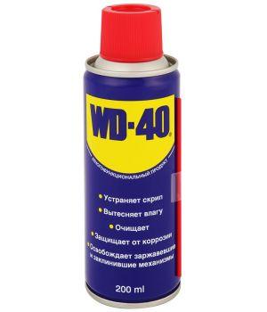 Смазка универсальная WD-40, 200мл