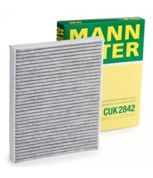Салонный фильтр MANN-FILTER CUK 2842