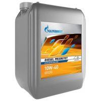 Моторное масло Gazpromneft Diesel Prioritet 10W-40, 10л
