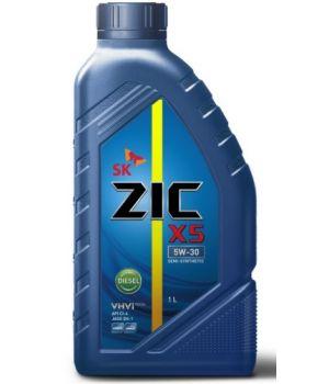 Моторное масло ZIC X5 Diesel 5W-30, 1 л.