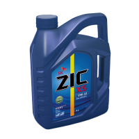 Моторное масло ZIC X5 10W-40 Diesel, 4 л.