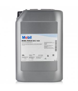 Компрессорное масло Mobil Rarus SHC 1025, 20л